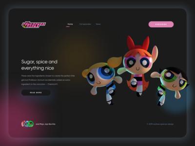 powerpuff girls website