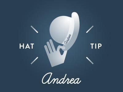 Hat Tip hat thankyou