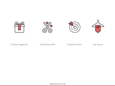 Chibepoosham.com's Icon set