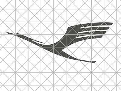 Lufthansa / Tribute to Otl Archer poster air branding visual identity identity logo grid ulm book editoria graphic design