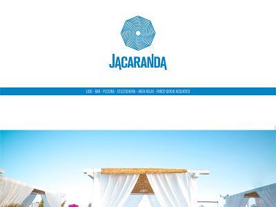 Visual Identity of Jacaranda visual identity identity polyhedron grid construction geometry leonardo da vinci graphic design logo visual