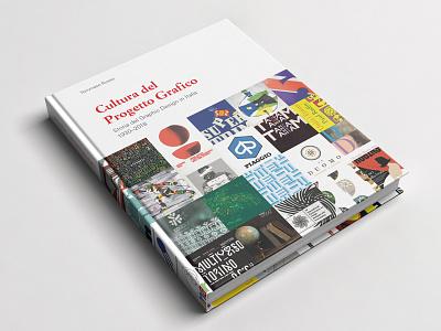 Cultura del Progetto Grafico brand passion academy event logo poster cover graphic design designer made in italy editorial design book