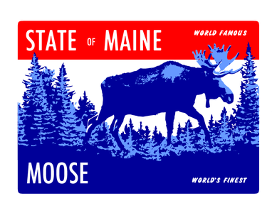 State of Maine | Moose