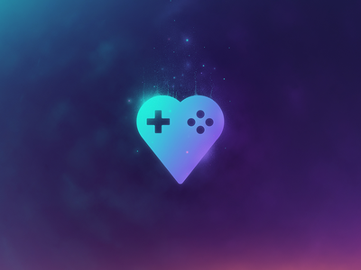 Blue Heart Wallpaper By Julius Lattke