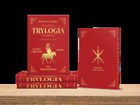Book Cover - Trilogy - Ogniem i mieczem, Potop, Pan Wołodyjowski