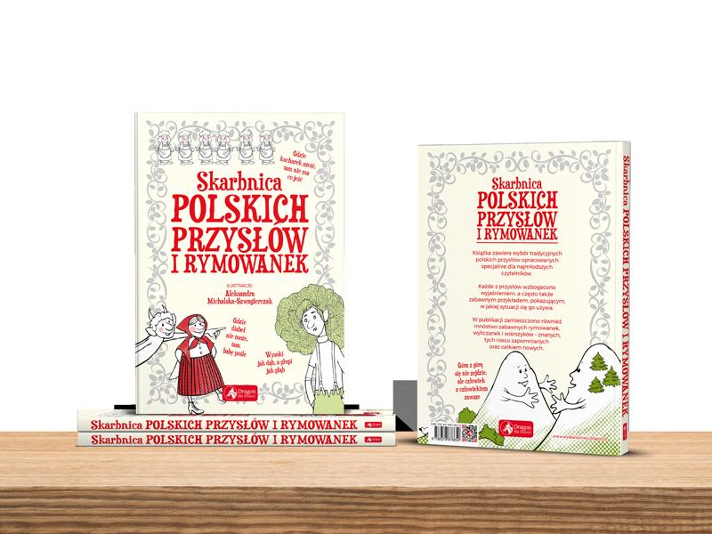 Book Cover A Treasury Of Polish Proverbs By Maciej Pieda