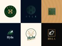 Hyla Logo Concepts