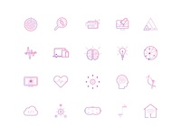 Vectorform Icons