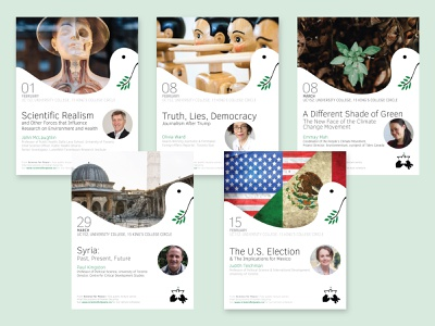 Science for Peace: Posters for Academic Seminars on World Issues branding design ui poster academia graphic design