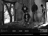 Palosanto album artwork back