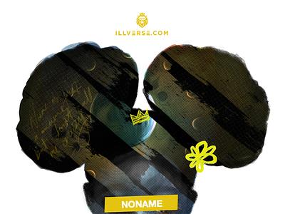 ILLVERSE Noname rapper the chance telefone noname art hiphop rap music