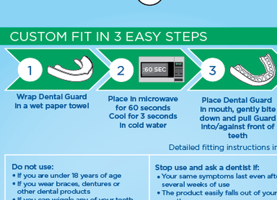 Steps steps instructions