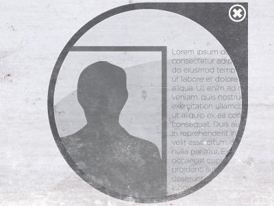 Finder magnifying glass details zoom loop