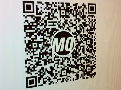 QR Code V-Card qr scan vcard contact