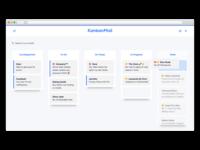 KanbanMail Web App