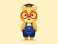 A lovely bear