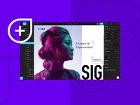 Figma Dark UI Plugin