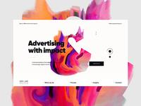 Copy & Art Website Redesign