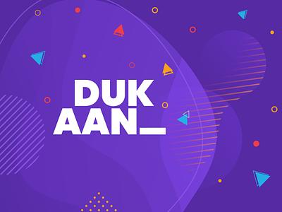 Dukaan - Marketplace project market place shop app ux design ui design ecommerce shopping cart
