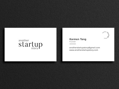 another startup story branding