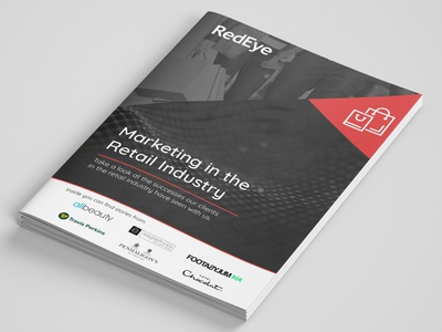 RedEye Retail Marketing Booklet