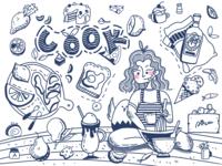 cook doodle