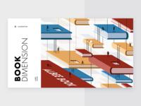 book dimension