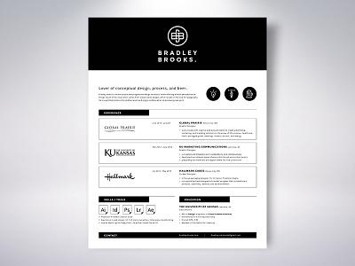 Résumé resume cv