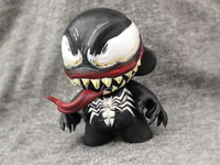 """Custom 4"""" Venom Munny"""