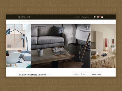 Rental Apartments Website homepage design landingpage minimal apartments for sale ui  ux simple landing page homepage web uxdesign uiux uidesign rental booking website booking system realestate apartment apartments