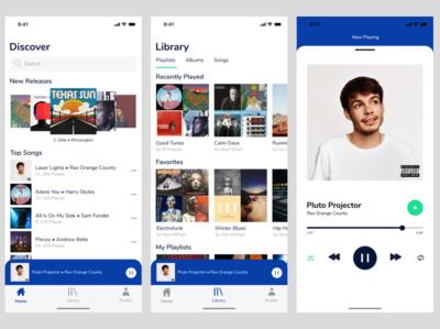 Mobile Music Player