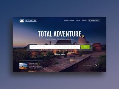 Total Adventure (Desktop)