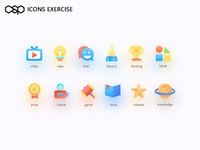 Icons Exercise