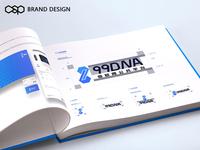 99DNA brand design