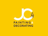 JC Painting & Decorating logo