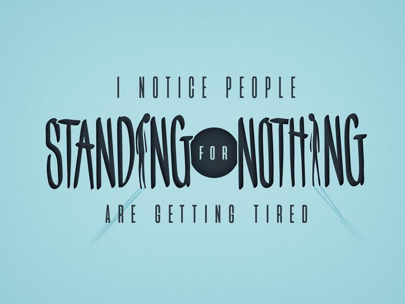 Lose You illustrator type typography drake quote rnb lyrics hip hop music illustration vector design