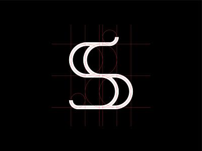 Logo S #2 letter illustrator vector art vector typography graphic  design branding logo design
