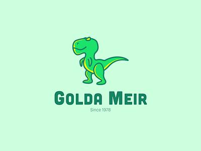 Logo for a scout troop brand and identity logotype mascot dinosaur animal t-rex logo illustration branding vector illustrator typography flat design vector art design graphic  design