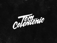 TC lettering