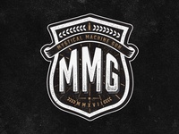 Mystical Machine Gun Logo
