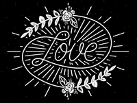 Love Handlettering