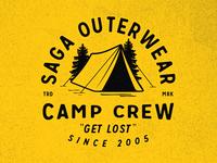 Camp Crew Graphic