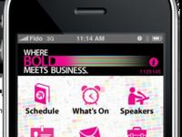 Meet Different iPhone App meetdifferent 2010