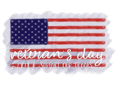 1/100: Happy Veteran's Day