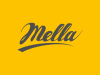 Mella, a cheesemaker logo
