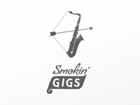 Smokin'Gigs logo