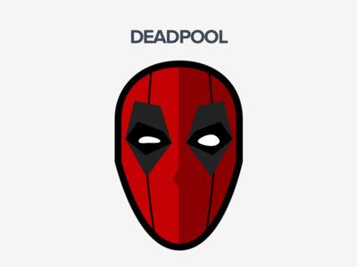 Deadpool hero illustration vector comic marvel deadpool