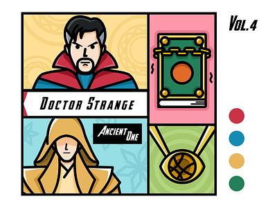 Doctor Strange doctor strange illustration marvel