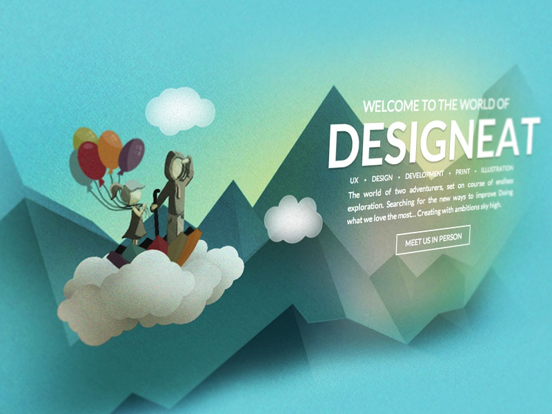 desigNeat home page