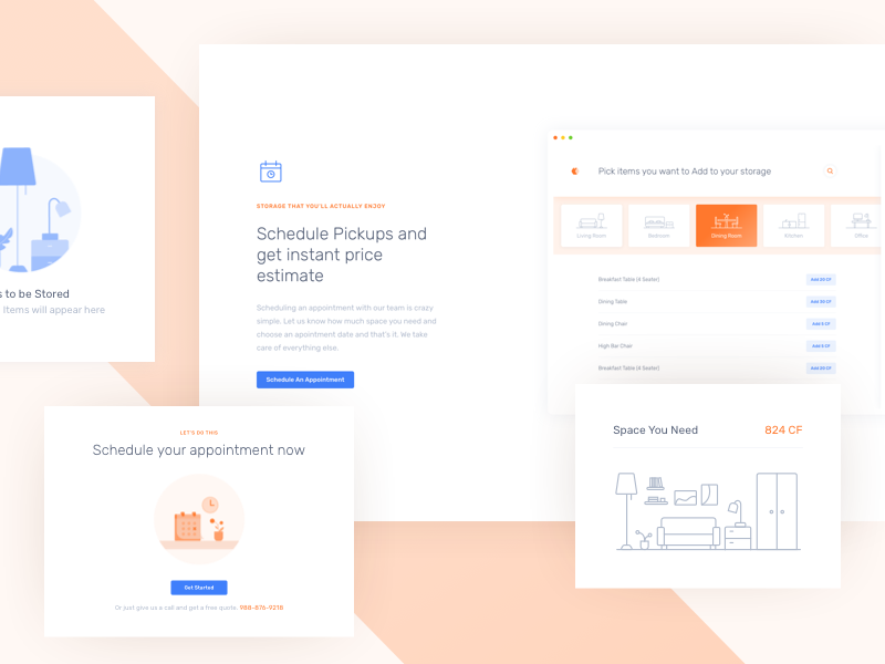 Boxt - How it works page